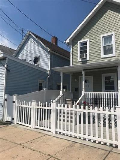 Perth Amboy Single Family Home For Sale: 653 State Street