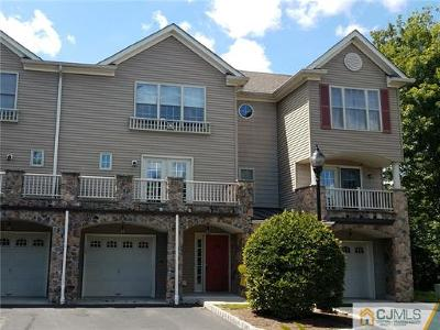 Piscataway Condo/Townhouse For Sale: 258 River Road #258