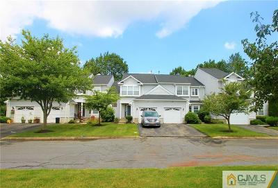 Sayreville Condo/Townhouse Active - Atty Revu: 25 Tuthill Court