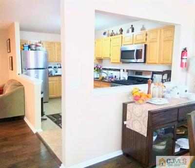 Piscataway Condo/Townhouse For Sale: 205 Barclay Court #205