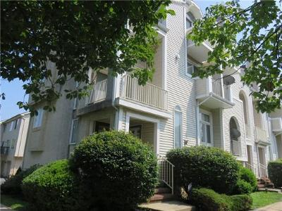 Perth Amboy Condo/Townhouse For Sale: 420 Johnstone Street #110