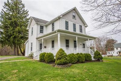 Single Family Home For Sale: 325 Buckelew Avenue