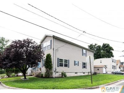 Piscataway Single Family Home For Sale: 1738 W 3rd Street
