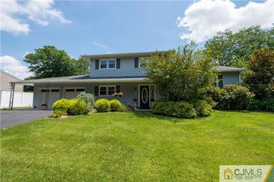 East Brunswick Single Family Home For Sale: 14 Queens Road