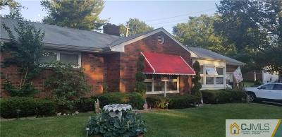 Sayreville Single Family Home For Sale: 2 Center Avenue