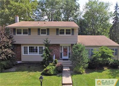 North Edison Single Family Home For Sale: 49 Walker Avenue