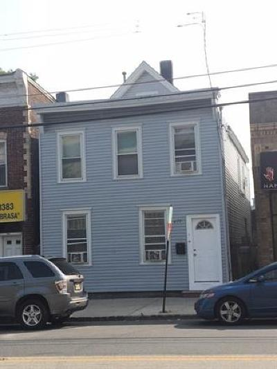 Perth Amboy Multi Family Home For Sale: 477 New Brunswick Avenue