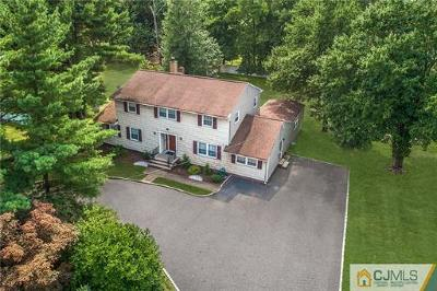 North Edison Single Family Home For Sale: 271 Plainfield Road