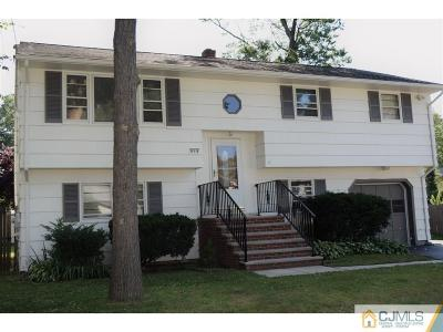 Piscataway Single Family Home For Sale: 916 Mohill Place