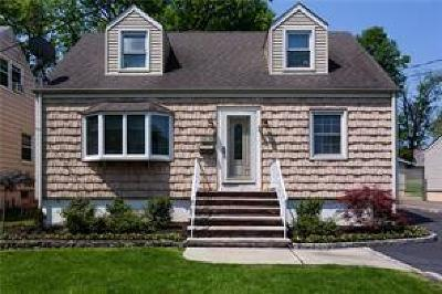 Colonia Single Family Home For Sale: 45 Kimberly Road