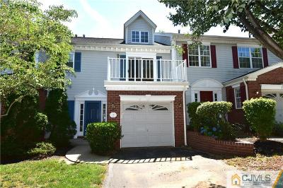 Somerset County Condo/Townhouse Under Contract Cont to Show: 3 Coral Court #192