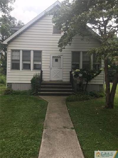 Edison Single Family Home For Sale: 10 Jeff Street