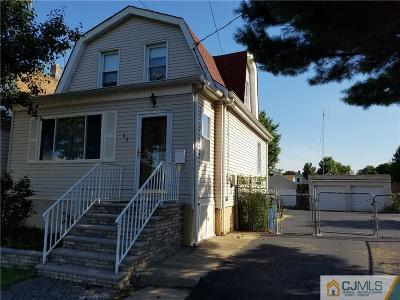 Hopelawn Single Family Home For Sale: 62 New Brunswick Avenue