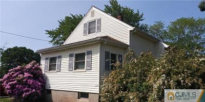 Piscataway Single Family Home For Sale: 1190 Stelton Road