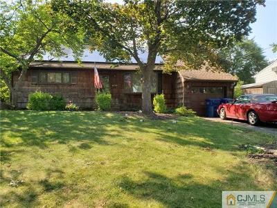 North Brunswick Single Family Home For Sale: 1653 Platte Avenue
