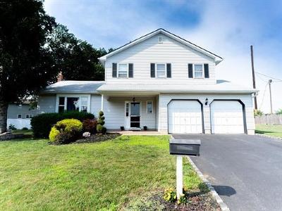 Edison Single Family Home For Sale: 44 S Heathcote Avenue