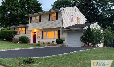 East Brunswick Single Family Home For Sale: 19 Gage Road