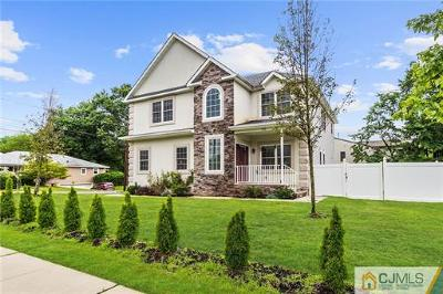 Edison Single Family Home For Sale: 950 New Dover Road