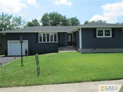 Colonia Single Family Home For Sale: 66 Bramhall Road