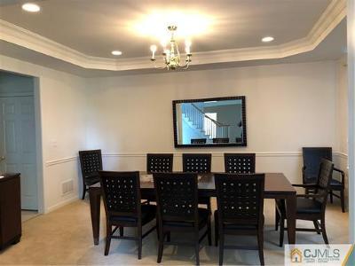 Edison Single Family Home For Sale: 12 Hayduk Drive