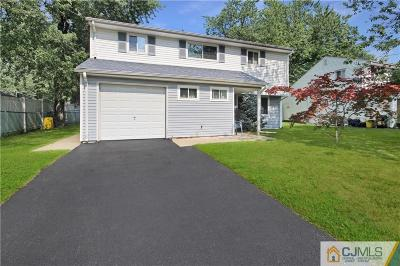 East Brunswick Single Family Home For Sale: 58 Victory Place