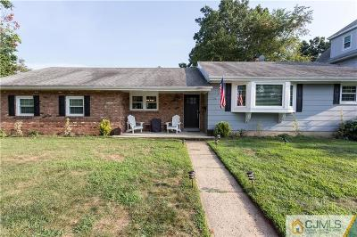 South Plainfield Single Family Home For Sale: 1155 Foster Avenue