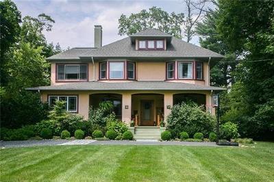 Metuchen Single Family Home For Sale: 40 Woodbridge Avenue