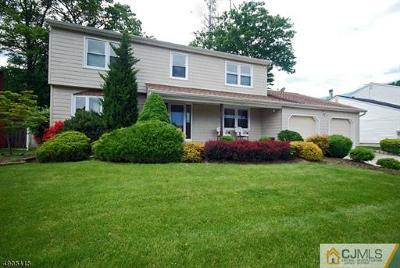 North Edison Single Family Home For Sale: 29 Visco Drive