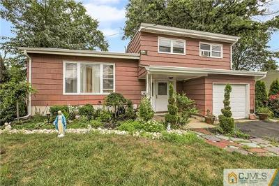 Old Bridge Single Family Home For Sale: 40 Piedmont Drive