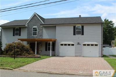 North Brunswick Single Family Home For Sale: 1945 7th Street