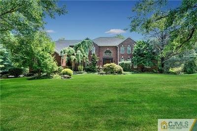 Monroe Single Family Home For Sale: 20 Ashley Court