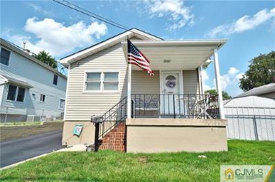 Sayreville Single Family Home For Sale: 18 Henry Street