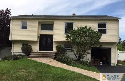 Old Bridge Single Family Home For Sale: 12 Paul Place