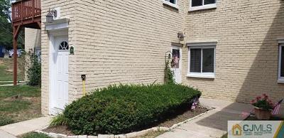 East Brunswick Condo/Townhouse For Sale: 5 Lake Avenue #2A