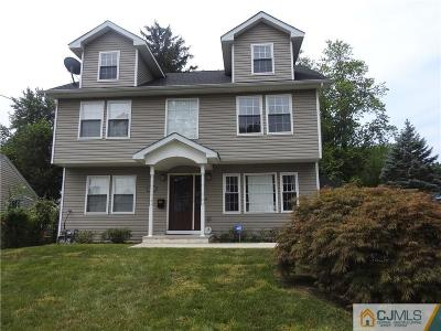 East Brunswick Single Family Home For Sale: 37 Mansfield Avenue