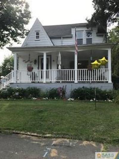 Iselin Single Family Home For Sale: 191 Berkley Ct Court