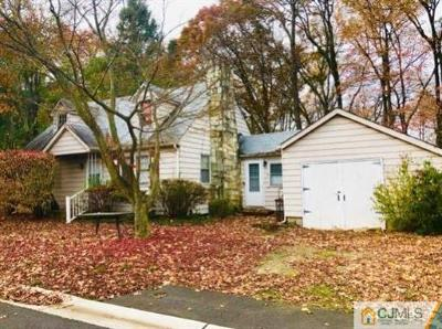 East Brunswick Single Family Home For Sale: 23 North Garden Terrace