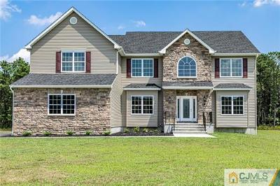 Monroe Single Family Home For Sale: 9 Emily Court