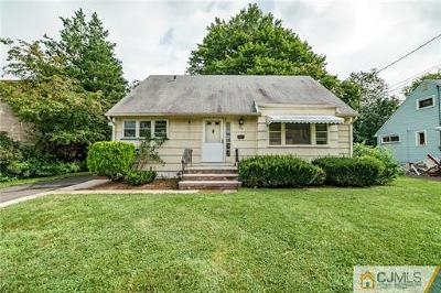 Roselle Single Family Home For Sale: 715 Franklin Terrace