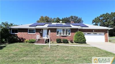 Sayreville Single Family Home For Sale: 125 Nickel Avenue