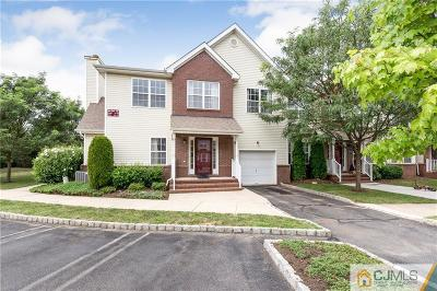 Piscataway Condo/Townhouse For Sale: 9 Forest Drive #9