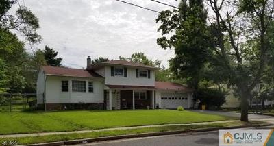 East Brunswick Single Family Home For Sale: 4 Jean Road