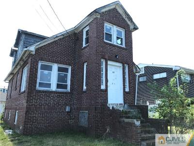 Somerset County Single Family Home For Sale: 820 Hamilton Street