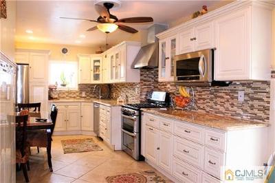 South Plainfield Single Family Home For Sale: 504 Tompkins Avenue