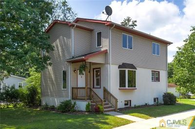 Piscataway Single Family Home For Sale: 40 Riverview Avenue