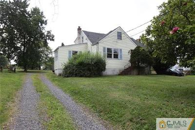 Piscataway Single Family Home For Sale: 349 Metlars Lane