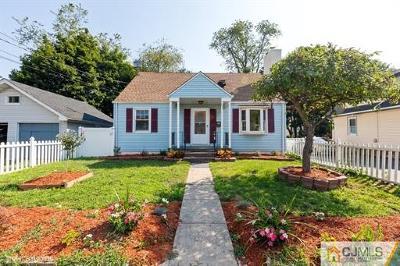 South Plainfield Single Family Home For Sale: 111 Grove Street