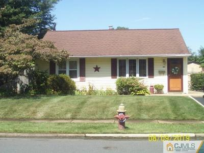 Edison Single Family Home For Sale: 25 Idlewild Road