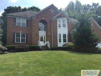 Monroe Single Family Home For Sale: 3 Tall Oaks Drive