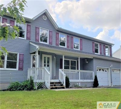 Monroe Single Family Home For Sale: 53 Bordentown Turnpike